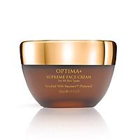 Kem Chống Lão Hóa Cho Mặt Aqua Mineral- Optima+ Supreme Face Cream