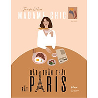 Sách - Madame Chic – Rất thần thái, Rất Paris (tặng kèm bookmark)