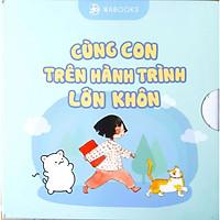 Combo Sách Ehon - Cùng Con Trên Hành Trình Lớn Khôn (Hộp 12 cuốn) (Dành cho trẻ từ 2 - 8 tuổi)