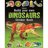 Usborne Build your own Dinosaurs Sticker book