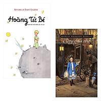 Combo 2 cuốn: Hoàng Tử Bé + Công Chúa Nhỏ