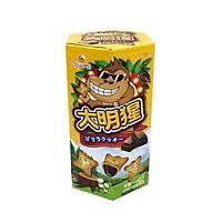 (Chiao-E) Bánh xốp nhân socola (160g/hộp - ăn chay có sữa)