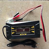 Sạc Bình ắc quy ô tô, xe máy, xe đạp điện 12V (4Ah-100Ah)