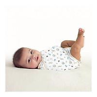 Chăn quấn hở chân cho bé sơ sinh Summer Infant Kicksie