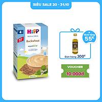 Bột ăn dặm dinh dưỡng Sữa, Kiều mạch HiPP Organic 250g