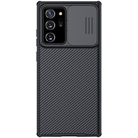 Ốp lưng bảo vệ camera Nillkin CamShield Pro Note 20 Ultra (5G) - Hàng chính hãng