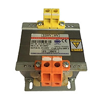 Biến áp cách ly 380V ra 220V- 100VA (0,5A)