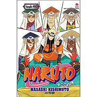 Naruto - Tập 49: Hội Đàm Ngũ Kage, Bắt Đầu…!!