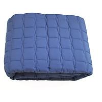 Ga phủ trải giường Sa Maison màu  Botanic Blue 160*200cm