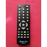 Remote điều khiển đầu thu VTC kỹ thuật số KTS