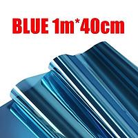40/60cmx1/3/5M One Way Glass Cover Automatic Roll Window Tint Window Shade Film