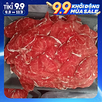 [Chỉ giao HCM] - Bắp hoa bò Mỹ - US Beef Heel Muscle - 500gram