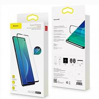 Bộ 2 Miếng dán màn hình Silicon cho Samsung Galaxy S10 Plus Hiêụ Baseus Soft Screen mỏng 0.15mm cảm ứng vân tay mượt - Hàng chính hãng