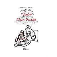 Sách - Vào bếp cùng nhóc Nicolas và bếp trưởng Alain Ducasse (Bìa cứng) (tặng kèm bookmark thiết kế)