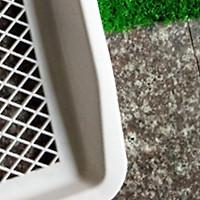 Dog Toilet Lawn Three-Layer Toilet Dog Potty Dog Urinal Pet Supplies