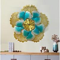 Đồng hồ trang trí bông hoa - 2021
