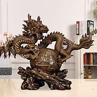 Tượng phi long rồng bay quà tặng trang trí nhà cửa vật phẩm phong thủy