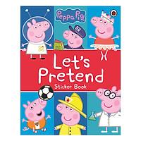 Peppa Pig: Let's Pretend! Sticker Scenes