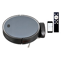 [CÔNG NGHỆ MỚI] Robot hút bụi – Robot lau nhà – Rô bốt hút bụi lau nhà thông minh điều khiển bằng giọng nói [CẢI TIẾN MỚI GIÚP LÀM SẠCH HIỆU QUẢ]