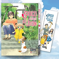 Poco Ở Thế Giới Udon - Tập 2 (Tặng kèm Bookmark)