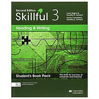 Skillful Second Edition Level 3 Reading & Writing Student's Book + Digital Student's Book Pack