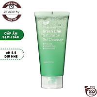 Sữa Rửa Mặt Dạng Gel Dịu Nhẹ Dearmay Green Line Natural pH Gel Cleanser 150ml