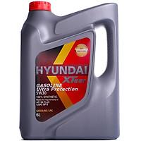 Dầu nhớt ô tô máy xăng Hyundai Gasoline Ultra Protection 5W30 6 lít