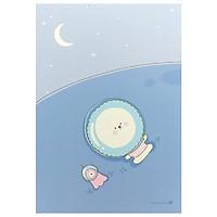 Sổ Bichon Perfect 32J - Morning Glory 82611 - Mẫu 4