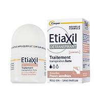 Lăn khử mùi hôi nách Etiaxil Détranspirant Traitement Confort+ Aisselles Peaux Sensibles 15ml  ( Dành cho da nhạy cảm ) Mẫu mới