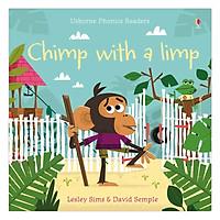 Usborne Chimp with a limp