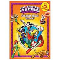 DC Comics Girls Sticker Book Treasury