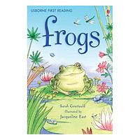 Usborne First Reading Level Three: Frogs