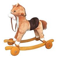 Ngựa Bập Bênh Broller Gs1010W Cho Bé