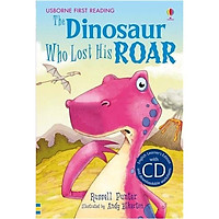 Usborne The Dinosaur who lost his Roar + CD