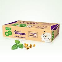 Thùng Sữa đậu nành FamiGo mè đen nếp cẩm (200ml x 36 Hộp)