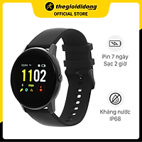Đồng hồ thông minh BeU PT2 Đen - Hàng chính hãng