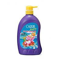 Tắm gội toàn thân em bé tinh chất sữa Carrie Junior