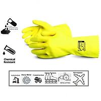Găng tay chống hóa chất SUPERIOR LF3020 Chemstop an toàn cho thực phẩm.