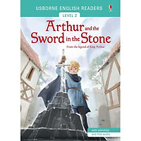 Usborne ER Arthur and the Sword in the Stone