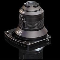 Gá Đỡ Kính Lọc Cho Ống Kính Irix 15mm F/2.4 hàng chính hãng