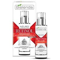 Tinh chất chống lão hóa Bielenda Neuro Retinol Neuromimetic Rejuvenating Serum Day Night - 30ml