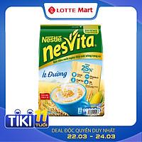 Túi 16 Gói Bột Ngũ Cốc Nestle Nesvita Ít Đường (25g)