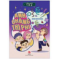 Lớp Học 1 – 0 – 2: Anh Chàng Thị Phi