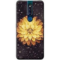 Ốp lưng dành cho Oppo F11 Pro mẫu Hoa cúc vàng