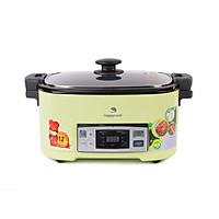Nồi Điện Tử Đa Năng Happy Cook HCD-650D (6.5L) - Hàng chính hãng