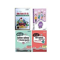 Bộ Sách Giao Tiếp Tiếng Trung ( Bí kíp đặt hàng Trung Quốc online , Bí kíp đánh hàng tại Trung Quốc , Joyful Chinese – Vui học tiếng Trung – Giao tiếp)