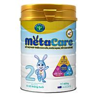 Sữa Bột Nutricare MetaCare 2 Dành Cho Bé Từ 6 -12 Tháng Tuổi (400g)