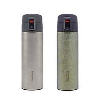 Bình giữ nhiệt Bon cao cấp chất liệu titannium, an toàn tuyệt đối, bền bỉ, dung tích 500ml, (sản phẩm lẻ, giao màu ngẫu nhiên)