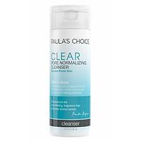 Sữa Rửa Mặt Ngăn Ngừa Mụn Và Se Khít Lỗ Chân Lông Paula's Choice Resist Clear Pore Normalizing Cleanser (177ml)