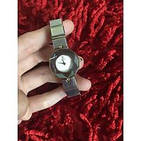 Đồng hồ nữ Seiko Đá khía cạnh hàng si
